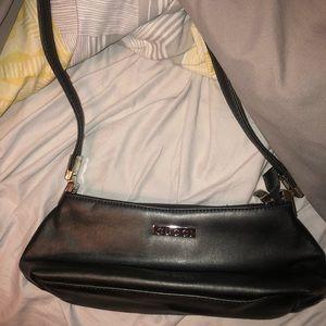 F a k e Gucci silver vintage bag